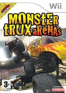 Monster Trux: Arenas