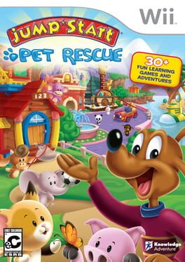 Jumpstart Pet Resuce