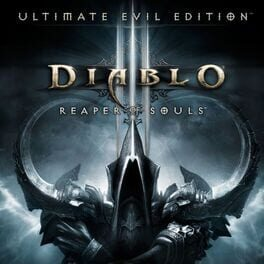 Diablo III: Reaper of Souls - Ultimate Evil Edition cover