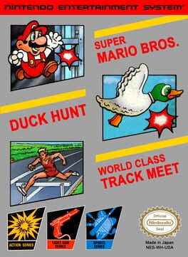 Super Mario Bros. / Duck Hunt / World Class Track Meet