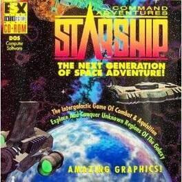 Command Adventures: Starship