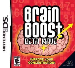 Brain Boost Beta / Gamma Wave