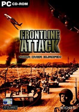 Frontline Attack: War Over Europe