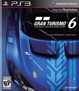 Gran Turismo 6 – Anniversary Edition