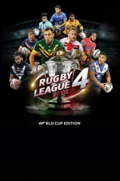 Rugby League Live 4 – World Cup Edition