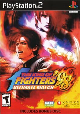 The King of Fighters '98: Ultimate Match