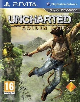 постер игры Uncharted: Golden Abyss