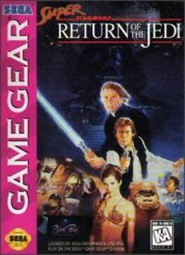 Star Wars: Super Return of the Jedi