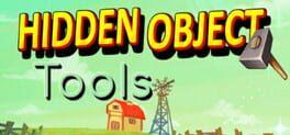 Hidden Object – Tools