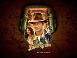Indiana Jones and Fountain of Youth