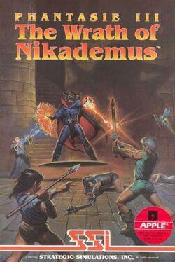 Phantasie 3: The Wrath of Nikademus