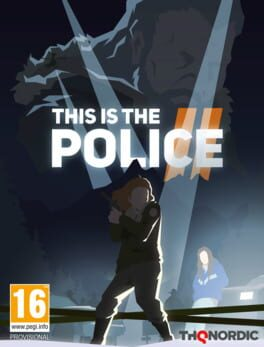 This Is the Police 2 switch Cover Art