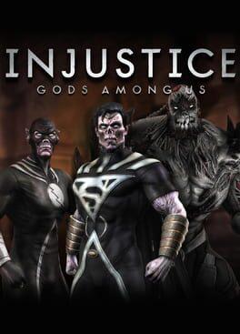 Injustice: Gods Among Us Blackest Night Pack 1