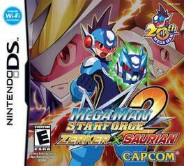 Mega Man Star Force 2: Zerker x Saurian