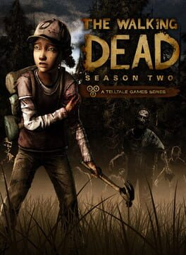 The Walking Dead: Season Two - Cover Image