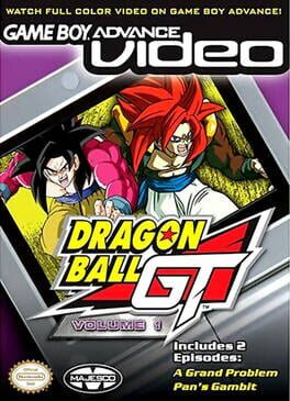 Game Boy Advance Video: Dragon Ball GT – Volume 1