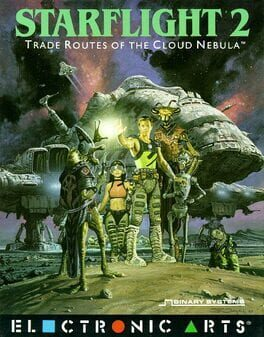 Starflight II: Trade Routes of the Cloud Nebula