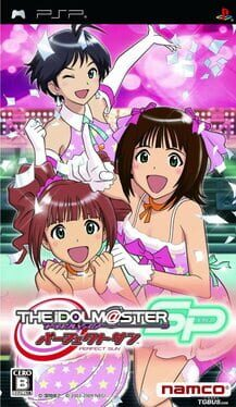 THE IDOLM@STER SP Perfect Sun