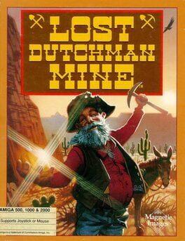 Lost Dutchman Mine