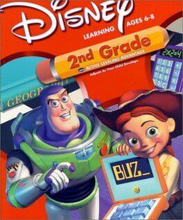 Disney's Buzz Lightyear 2nd Grade