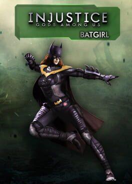 Injustice: Gods Among Us Batgirl