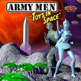 Army Men Toys In Space 1999