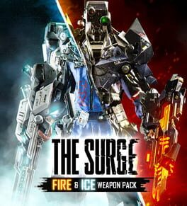 The Surge: Fire & Ice Weapon Pack