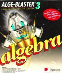 Alge-Blaster 3