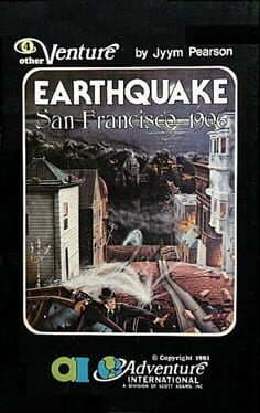 Earthquake San Francisco 1906