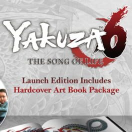 Yakuza 6: The Song of Life – Launch Edition
