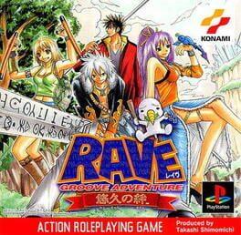 groove adventure rave