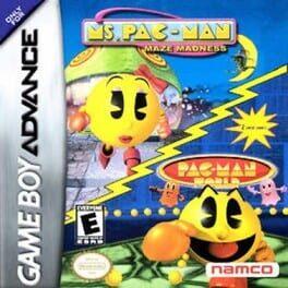 Ms. Pac-Man: Maze Madness/Pac-Man World