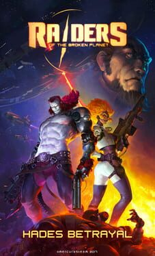 Raiders of the Broken Planet – Hades Betrayal