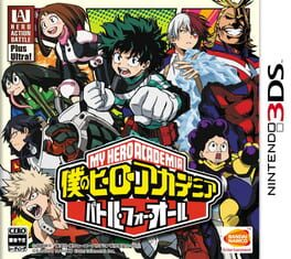 My Hero Academia: Battle for All
