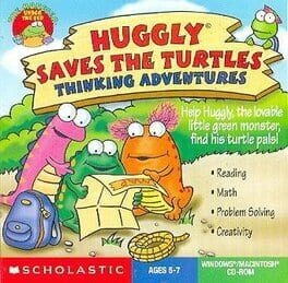 Huggly Saves the Turtles: Thinking Adventures