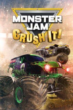 Monster Jam: Crush It! cover art