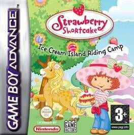 Strawberry Shortcake: Ice Cream Island Riding Camp