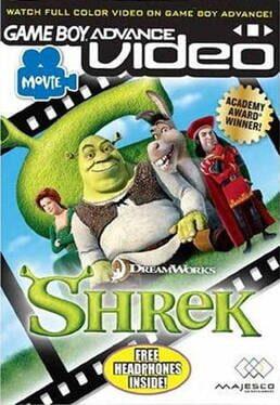 Game Boy Advance Video Movie: DreamWorks Shrek