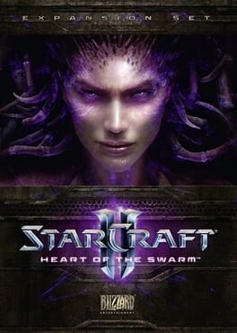 StarCraft II: Heart of the Swarm cover