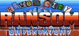 River City Ransom: Underground