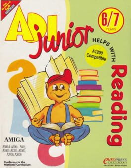 ADI Junior Helps with Reading: 6/7 Years
