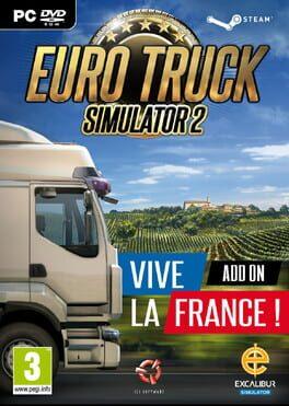 Euro Truck Simulator 2 – Vive La France