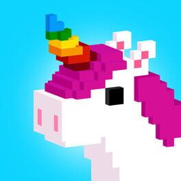 UNICORN 3D – Color by Number