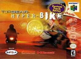 Top Gear Hyper Bike