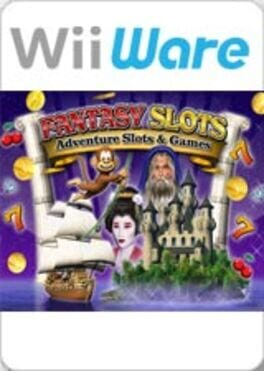 Fantasy Slots: Adventure Slots and Games