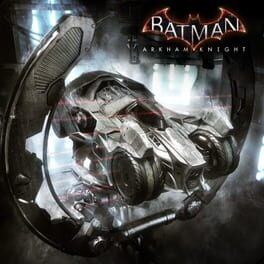 Batman: Arkham Knight – Prototype Batmobile Skin