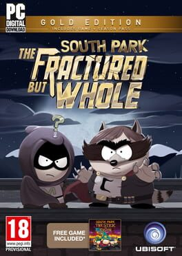 South Park: The Fractured but Whole – Gold Edition
