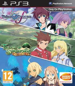 Tales of Graces F/ Tales of Symphonia Chronicles