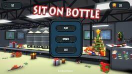 Sit on bottle