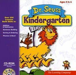 Dr. Seuss Kindergarten